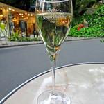 カフェ・マディ - 午後のシャンパーニュ〜♬