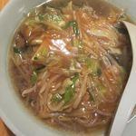 中華料理 たんたん - サンマー麺