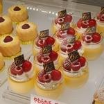 フランス菓子16区 - 分かりやすい表示