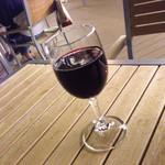 ル・パサージュ - 少しがっかりなグラスワイン(800円]
