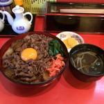 あわ路飯店真心  - 島っ子丼950円