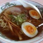 石神ホルモン店 - 料理写真:中華そば600円