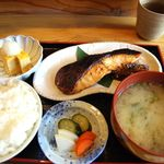 りしり - 鮭の西京焼き