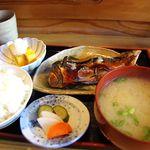 りしり - さばの塩麹焼き