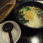 多磨屋 - 【鍋焼きうどん(710円)】