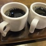 多磨屋 - 【食後のコーヒー(無料)】13:30(日曜は14:00)以降に飲めます。