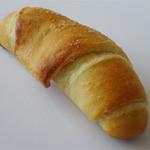 はるこまベーカリー - 料理写真:2014.03塩バターパン(105円)