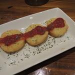 マイティルゥ - チンのハッシュドポテト(笑)