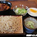 さかい - ヒレカツ丼セット