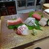 すし処 津ごう - 料理写真:お造り盛り合わせ1500円