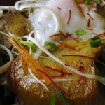 仙巌園 松風軒 - 黒豚丼
