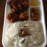 日本亭 - 料理写真:Mから弁当480円