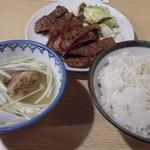 26996145 - とち 牛たん焼定食(大) 1850円