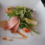 リストランテ天空 - 料理写真:アンティパスト