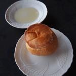 Risutorantetenkuu - パンはオリーブオイルで