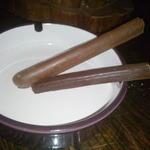 コットンダンサー - チョココーティンググリッシーニ(ビター&クリームチョコ)