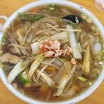 珍満茶楼 - 広東麺