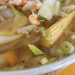珍満茶楼 - 広東麺 アップ3