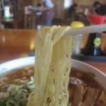 清吉そばや - 麺リフト
