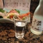 大松寿し - 伝心 純米吟醸