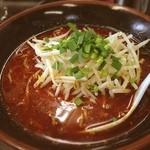 麺処 えんや - 辛味噌ラーメン 3辛(^^)
