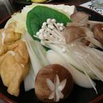 黒豚料理 あぢもり - 野菜盛り