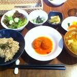 カフェ トピナンブール - ヨシベジ定食