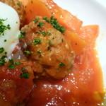 ビフトロ バイ ラ コクシネル - 肉肉しいミートボール