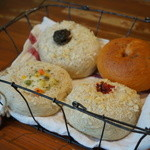 marzi-pan - 料理写真:お買い上げ分は、籠に入れてレジへ