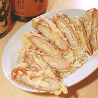 夢幻蔵【竹輪ポテトサラダ】