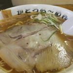 27005447 - 醤油ラーメン 700円 【 2014年5月 】