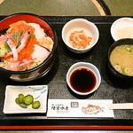 隆栄 - 海鮮丼A 1,200円