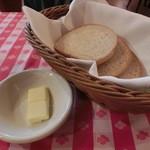 グランド・セントラル・オイスターバー&レストラン - パン