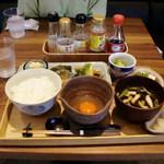 カフェ ソラビ - 料理写真:珈琲・お茶処 颯日(たまごかけご飯ランチ)