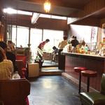 喫茶マドラグ - 店内