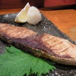 かずとら - 本日の焼き魚は、ぶりの塩焼きでした。値段は?