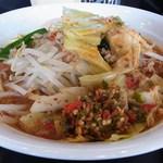 鷹の爪 - 極辛拉麺