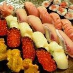 御旦孤 - お寿司