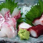 GYOぎょ魚 - たこぶつ・活鯛の造り