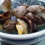 GYOぎょ魚 - アサリの酒蒸し