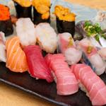 27010027 - 握り寿司