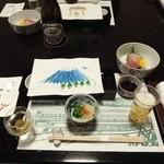 桃山温泉 月見館 - 料理写真: