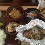 ティンカーベル - 料理写真:日替わりランチ650円也