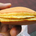 和菓子処 清野 - 両面焼き