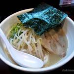 麺の心 - 煮干とんこつ¥750円