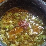 麺屋 三十六房 - つけ麺(大盛)