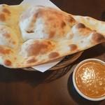 カフェ サンティ - チキンカレーセット