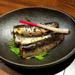 27016297 - いわしの生姜煮(480円)
