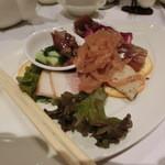 南国酒家 - 「春菜」いろいろ冷菜の盛り合わせ