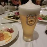 南国酒家 - フローズン生ビール